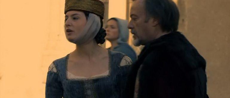 персонажи из сериала Тайна замка Тамплиеров (2010)