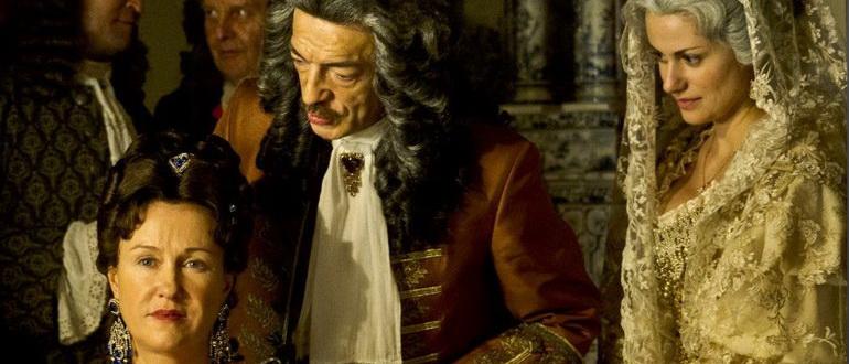 кадр из фильма Петр Первый. Завещание (2011)