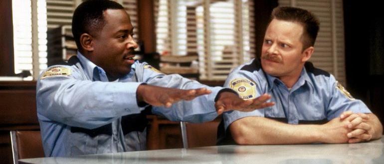 комедия Национальная безопасность (2003)
