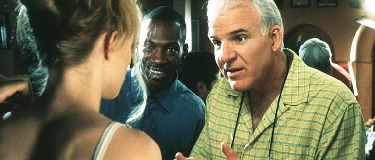 сцена из фильма Клевый парень (1999)