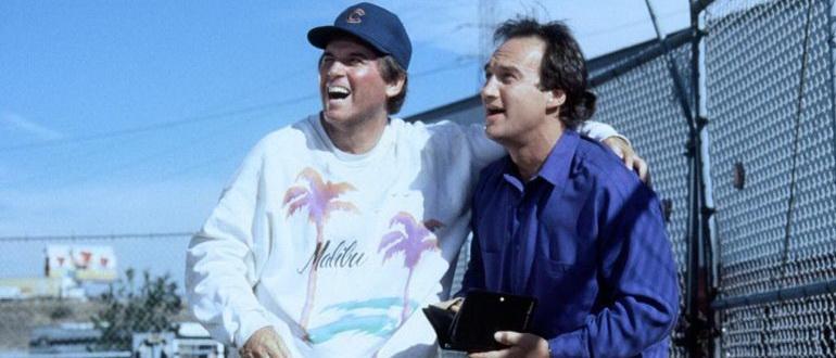 сцена из фильма Красивая жизнь (1990)