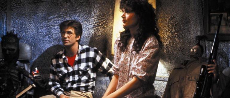 персонажи из фильма Битлджус (1988)
