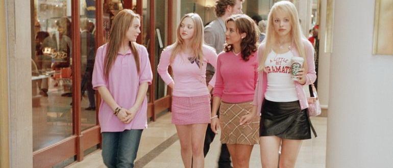 кадр из фильма Дрянные девчонки (2004)