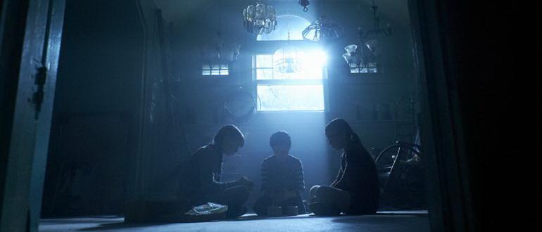 кадр из фильма Полуночный человек (2017)