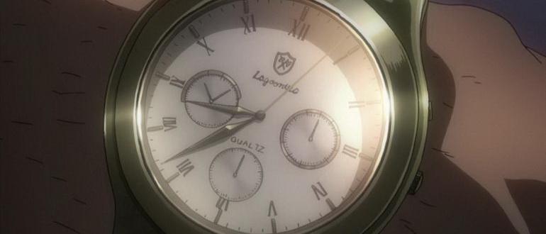 кадр из аниме Черная лагуна: Кровавый путь Роберты (2010)