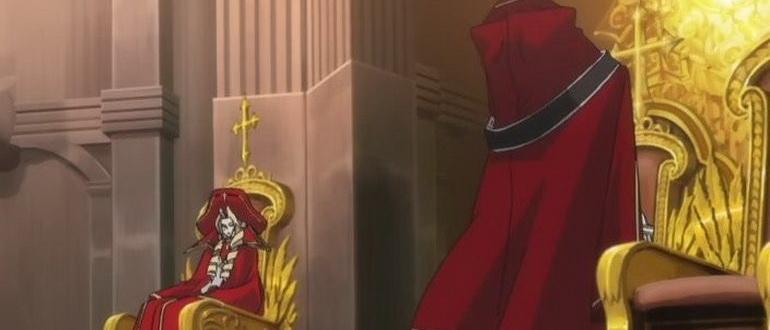 аниме Кровь триединства (2005)