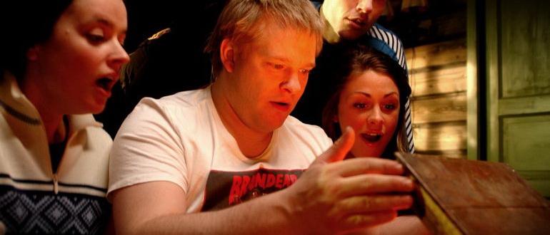 кадр из фильма Операция «Мертвый снег» (2009)