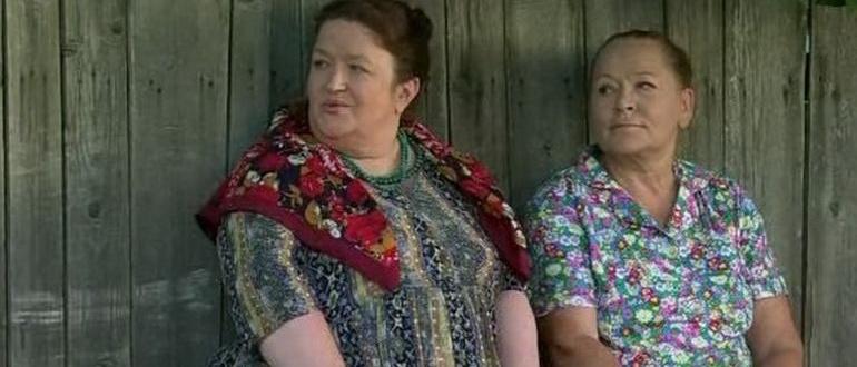 комедии про деревню и любовь русские односерийные