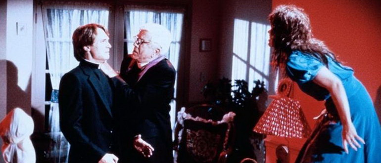 персонажи из фильма Изгоняющий заново (1990)