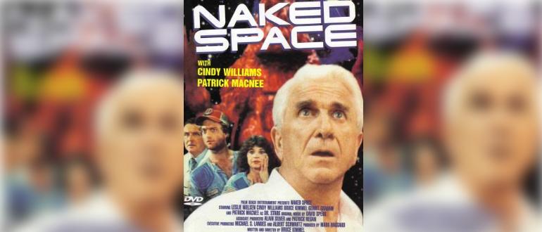 постер к фильму Голый Космос (1983)