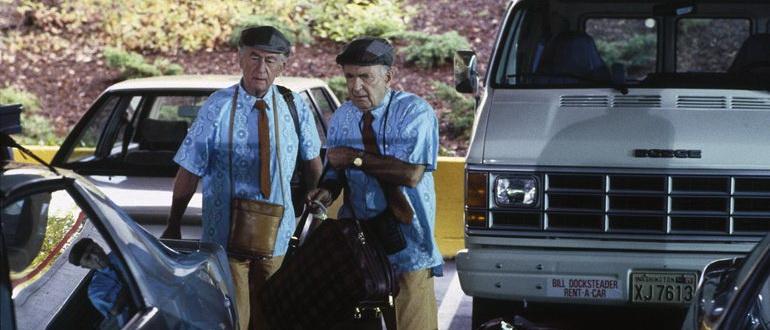 персонажи из фильма Дом там, где Харт (1987)