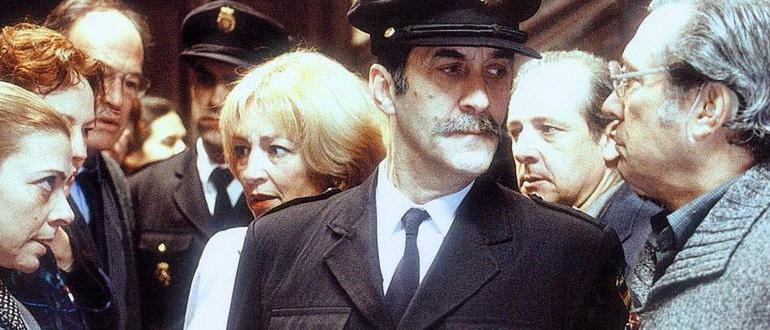 сцена из фильма Коммуналка (2000)