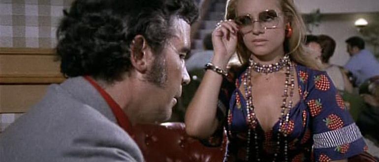 персонажи из фильма Стрекоза на каждом трупе (1974)