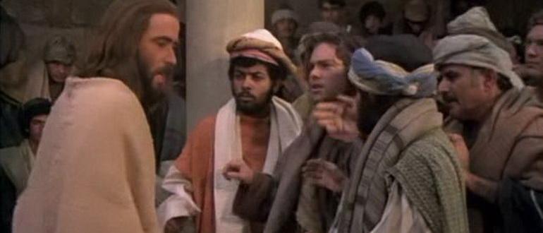 кадр из фильма Иисус (1979)