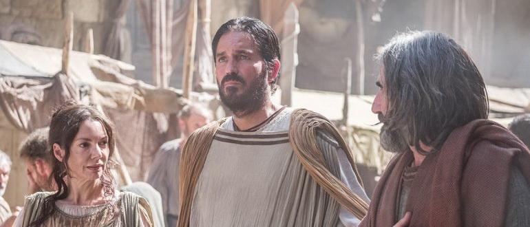 кадр из фильма Павел, Апостол Христа (2018)