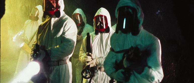ужасы Глубокое погружение (1990)