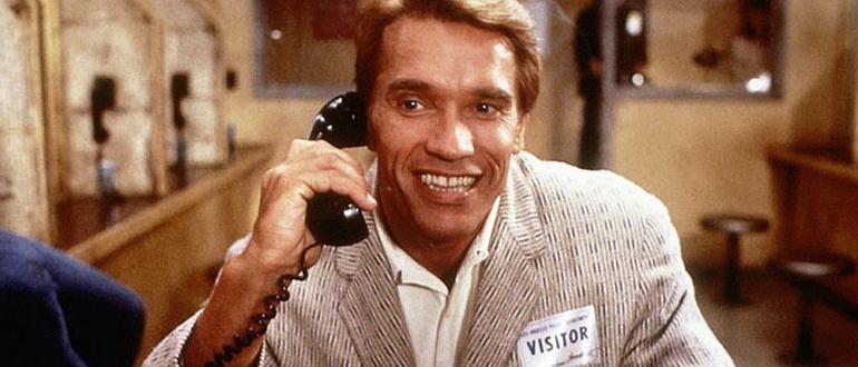 кадр из фильма Близнецы (1988)