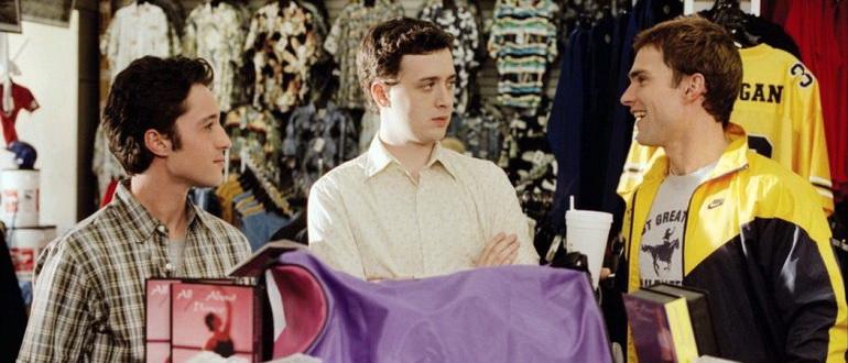 фильм Американский пирог 3: Свадьба (2003)