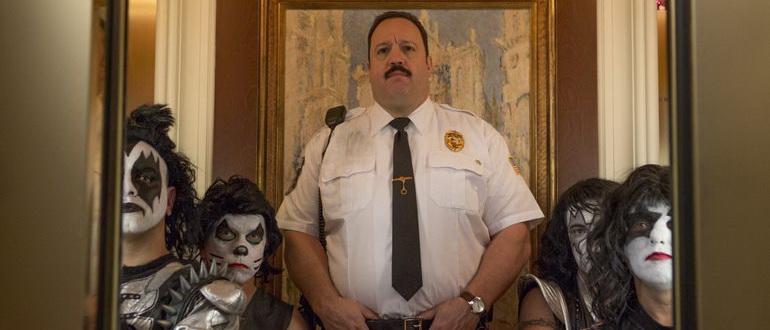 комедия Шопо-коп в Вегасе (2015)