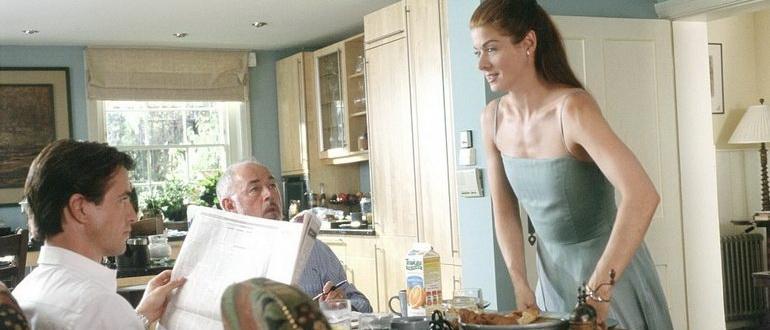 персонажи из фильма Жених напрокат (2005)