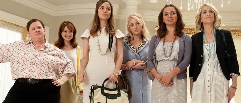 героини из фильма Девичник в Вегасе (2011)
