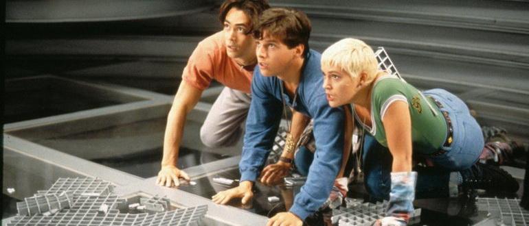 кадр из фильма Двойной дракон (1994)