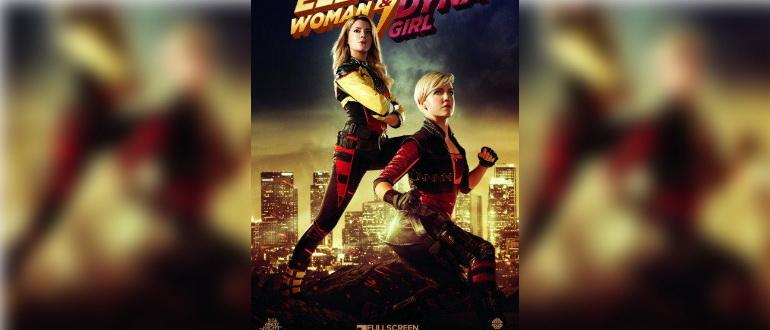 кадр из фильма Суперженщины (2016)