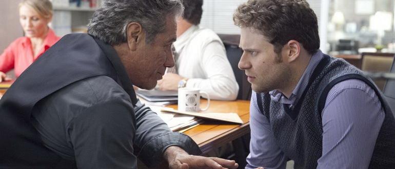 кадр из фильма Зеленый шершень (2011)