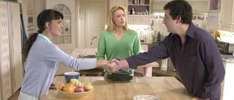 кадр из фильма Испанский-английский (2005)