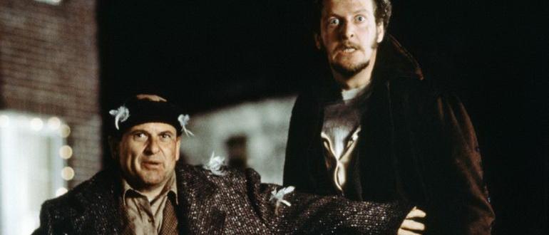 фильм Один дома (1990)