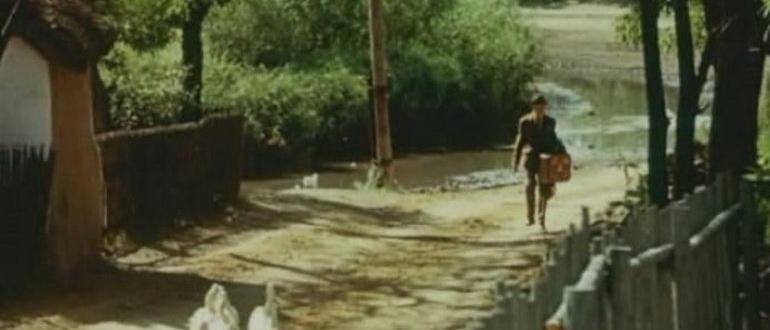 комедия Здравствуй и прощай (1972)