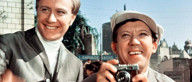 комедия Бриллиантовая рука (1969)