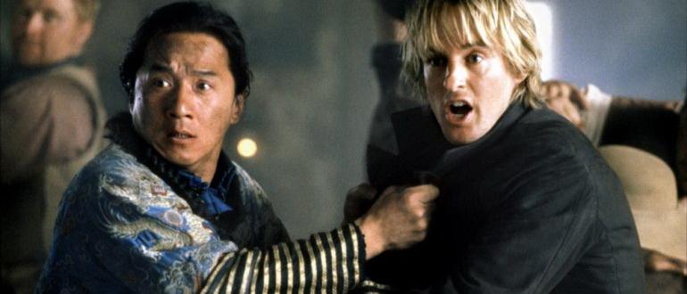 комедия Шанхайский полдень (2000)