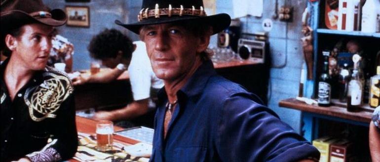 комедия Крокодил Данди 2 (1988)