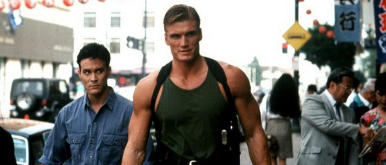 кадр из фильма Разборки в маленьком Токио (1991)