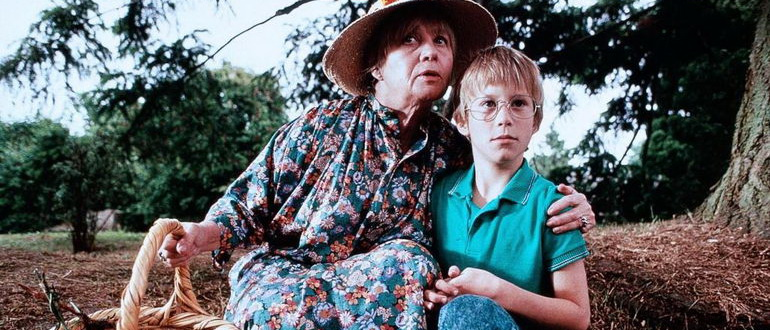 комедия Ведьмы (1990)