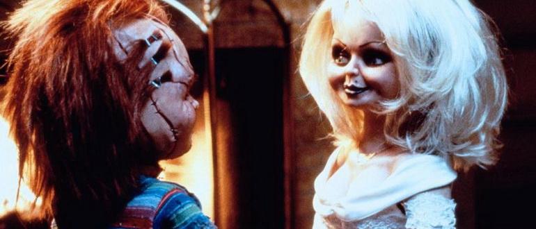 ужасы Детские игры 4: Невеста Чаки (1998)