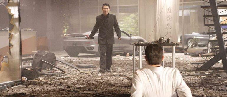 сцена из фильма Война (2007)