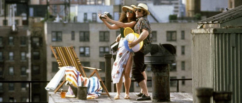 фильм Вид на жительство (1990)