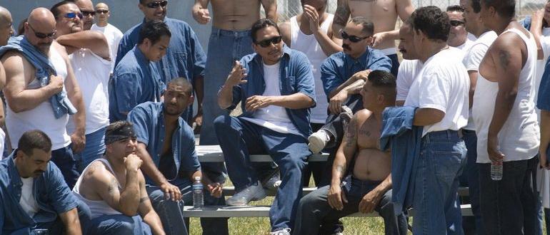 американские комедии про тюрьму