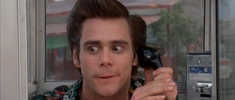 актер из фильма Эйс Вентура: Розыск домашних животных (1994)