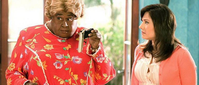 сцена из фильма Дом большой мамочки 2 (2006)