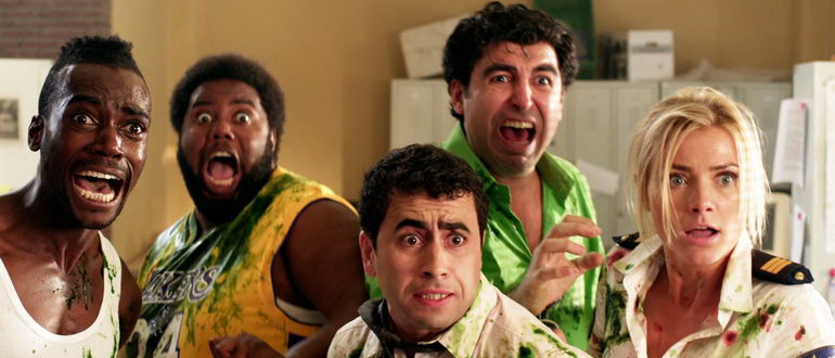 комедия Зомбиби или завали зомбака (2012)