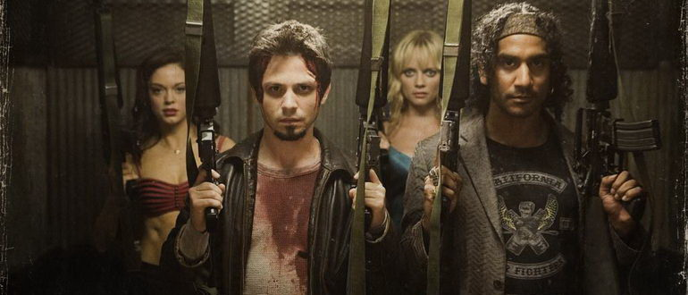 кадр из фильма Планета страха (2007)
