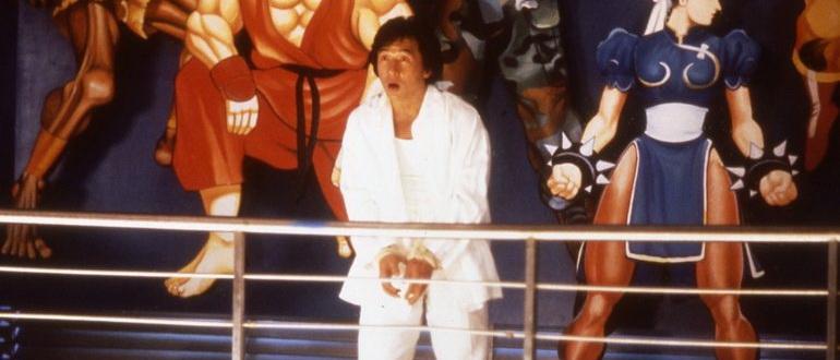 персонажи из фильма Городской охотник (1993)