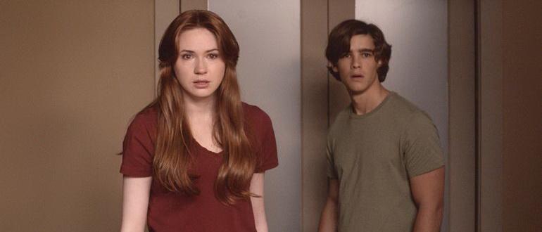 кадр из фильма Окулус (2014)