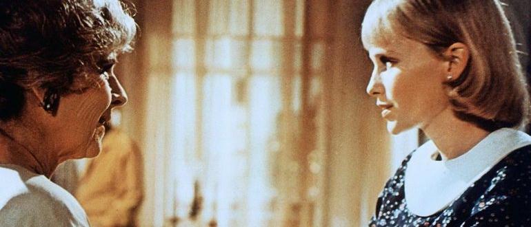 ужасы Ребенок Розмари (1968)