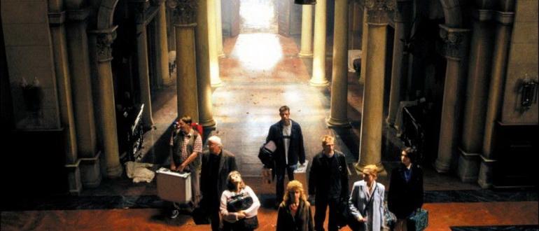 ужасы Особняк «Красная роза» (2002)