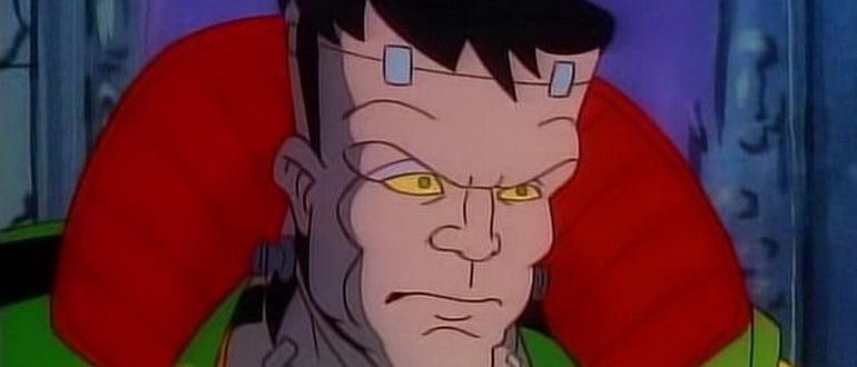 кадр из фильма Чудовищная сила (1994)
