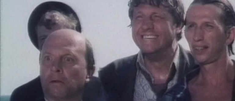 фильм Самолет летит в Россию (1994)